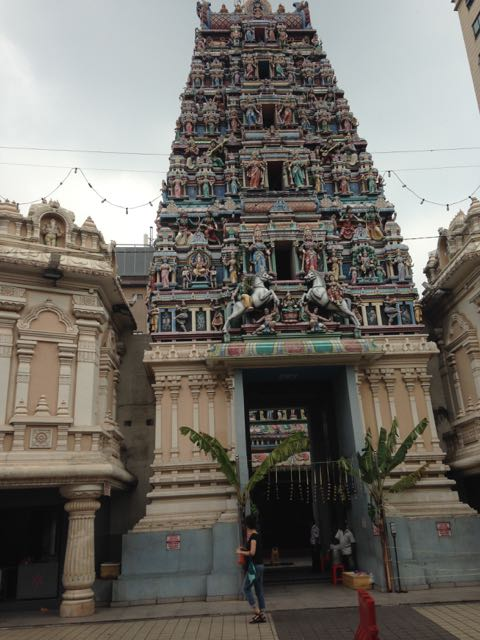 Sri Mohamariamman Temple