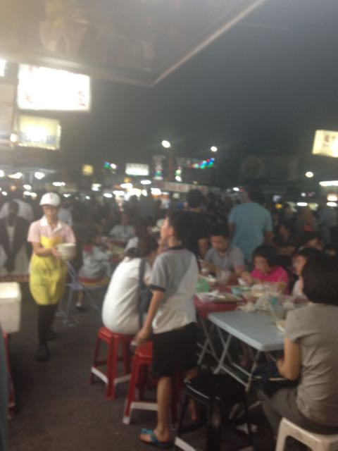 Hawker Food Market
